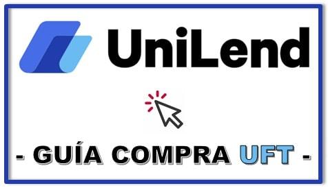 Cómo Comprar Criptomoneda UniLend (UFT) Tutorial Actualziado