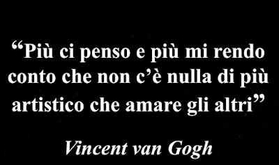 Belle citazioni di Vincent Van Gogh
