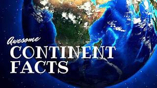 Australian continent changes shape