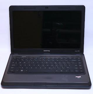 Laptop Second Compaq CQ43 Di Malang