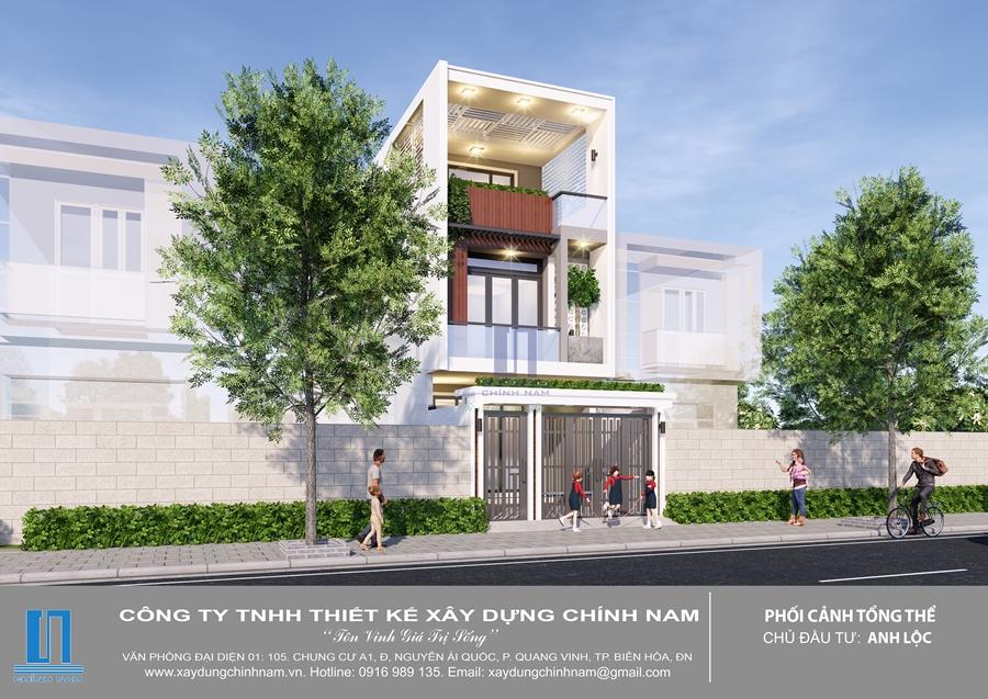 NP09: Nhà phố 09 ở Biên Hòa