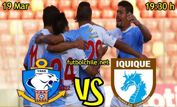 VER STREAM RESULTADO EN VIVO, ONLINE:  Deportes Antofagasta vs Deportes Iquique