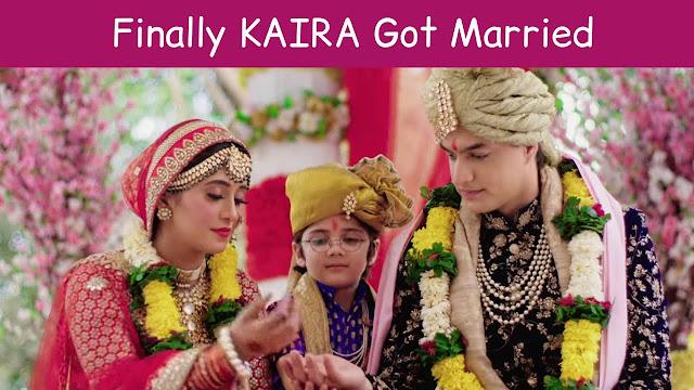 What! Kartik Naira's romantic morning with Kairav turns villain in YRKKH