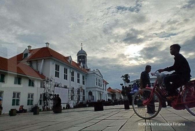 Wisata Unik Penuh Sejarah Kota Tua Jakarta