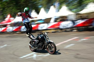 modifikasi motor freestyle