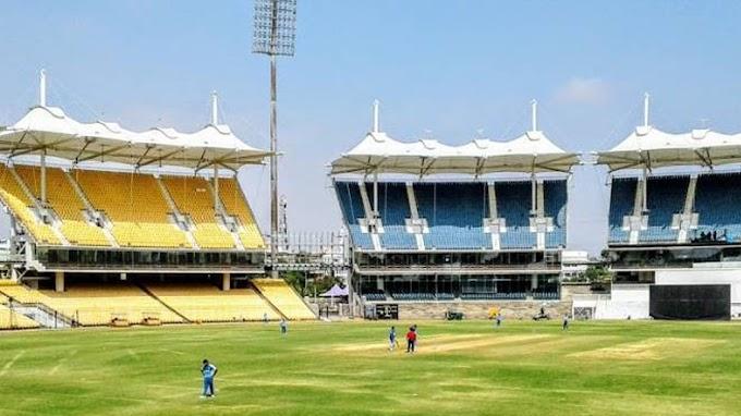 சென்னையில் நடைபெறும் 2-வது டெஸ்ட் ஆட்டத்தில் 50 சதவிகித பார்வையாளர்களை அனுமதி