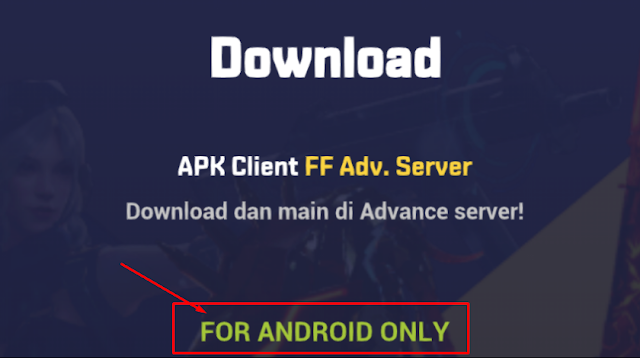 Cara Instal Free Fire Advance Server di Tencent Gaming Buddy