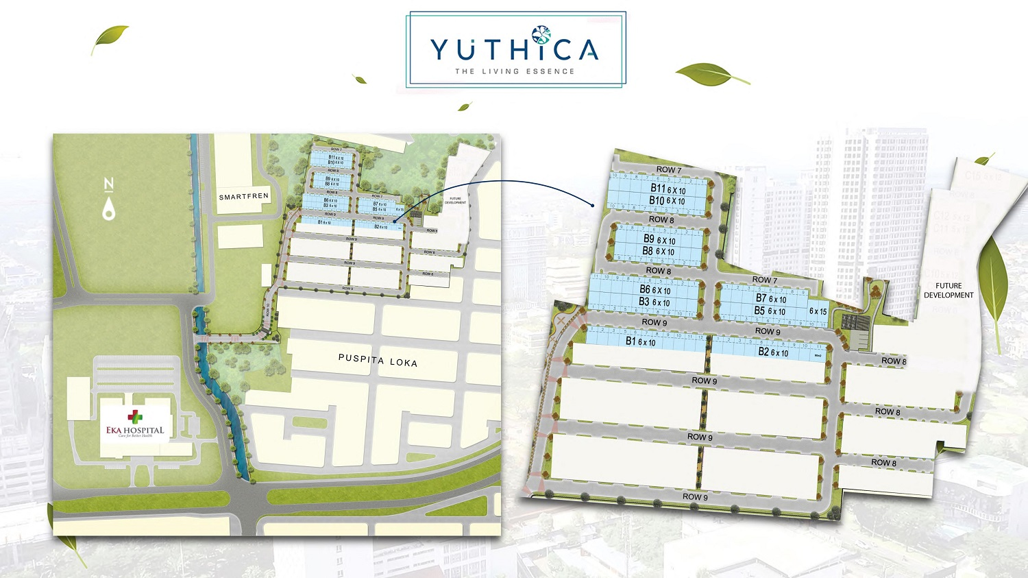 Yuthica BSD City