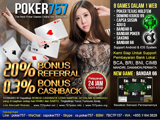 Poker757 | Link Alternatif Poker Online
