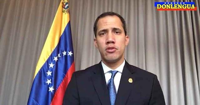 CUÁNTO SERÁ EL SUYO | Juan Guaidó se queja del bajo salario