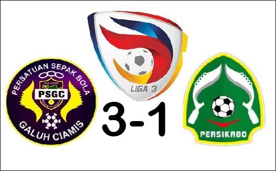Kalahkan Persikabo 3-1, PSGC Berpeluang Lolos