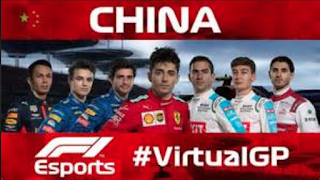 Resultado Carrera Virtual de F1 China 19 abril 2020