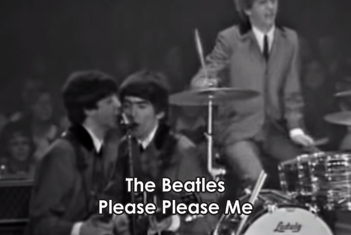Lyrics Please Please Me The Beatles With Chords And Video Lyrics