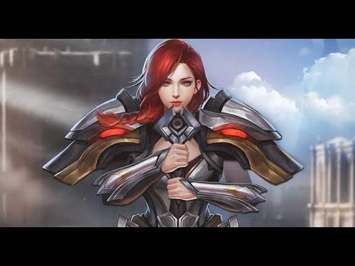 Astrid sau thời đoạn đầu thận trọng, sẽ đạt tới mức tầm cao new về công với thủ, mạnh mẽ và tự tin bước vào các giao tranh mang ý nghĩa quyết định