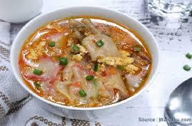 How to cook Seblak Indonesian food