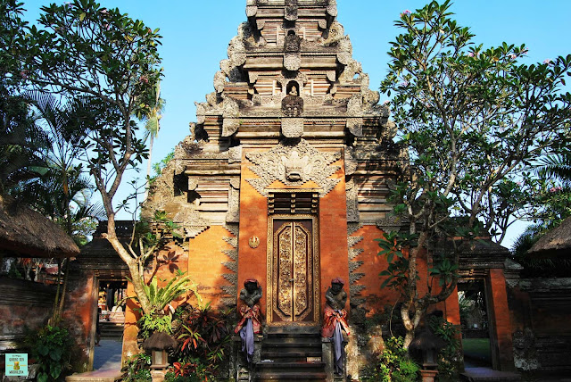Palacio de Ubud, Bali