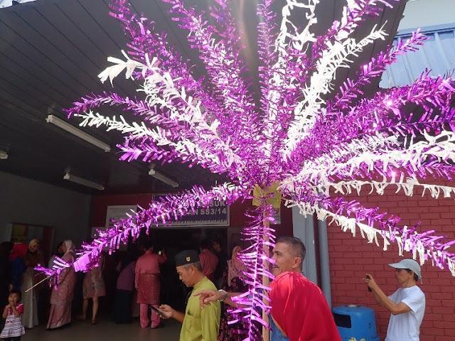 kembang kelapa, bunga manggar