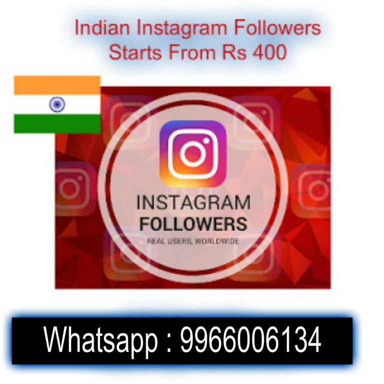 Buy Instagram Followers India Paytm | Free Instagram Trial Likes