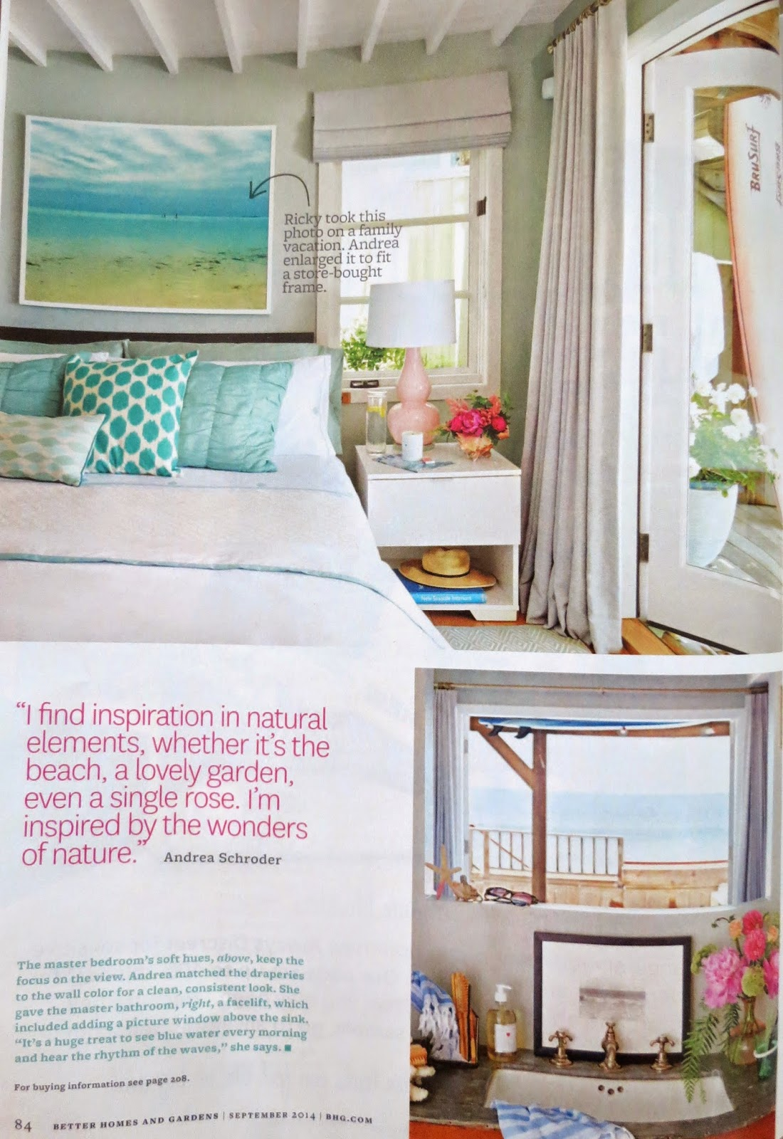 surf's up article french doors bedroom aqua white design one kings lane painting