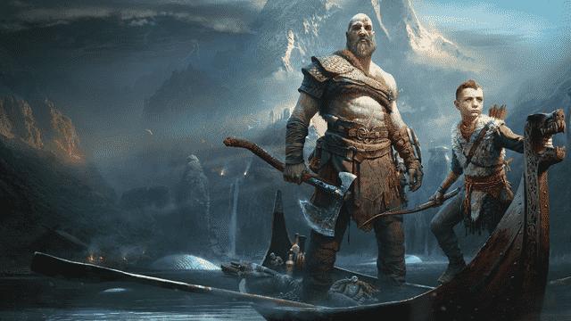 game ps4 terlaris - God of War