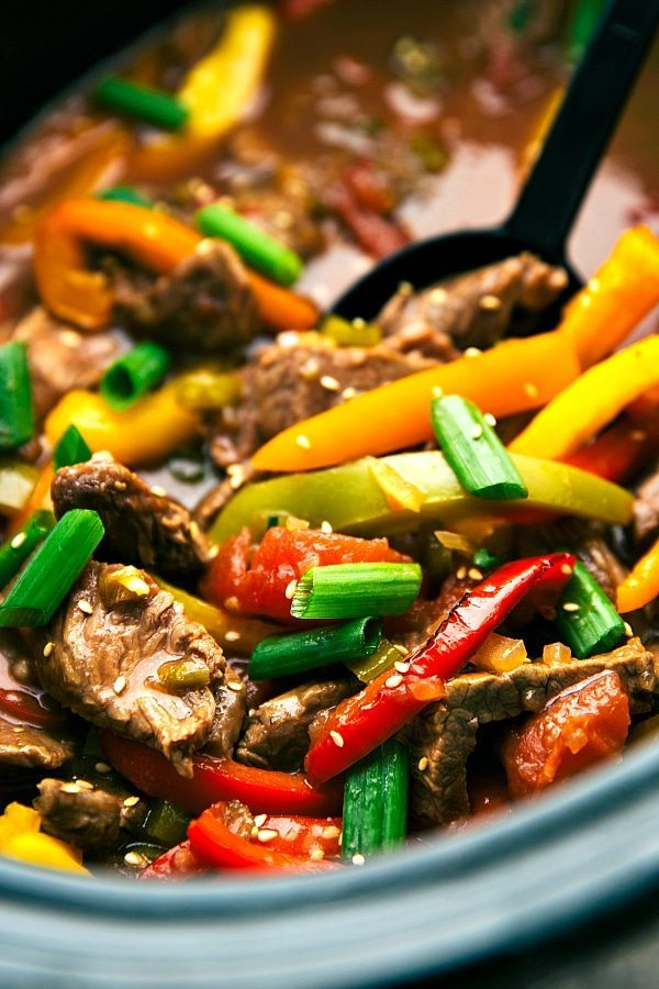 easy pepper steak with rice and sauce recipe | pepper steak recipe