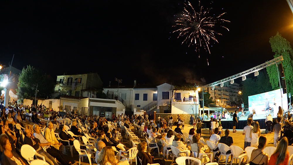 «Απογειώθηκε» η 4η Γιορτή ανάδειξης τοπικών προϊόντων και πολιτιστικών εκδηλώσεων «Γεύση Παράδοση Πολιτισμός»