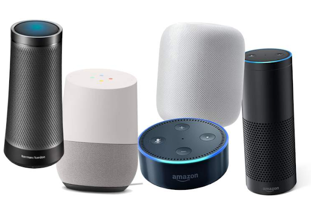 size and quality of smart speakers