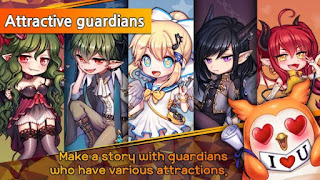 Lutie Rpg Clicker Apk Mod Download For Android (Unlimited Coins/Premium Coins/Ruby)