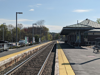 The Franklin Forge Park Station
