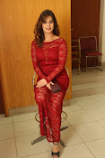 Actress Nandini sizzling in red-thumbnail-19