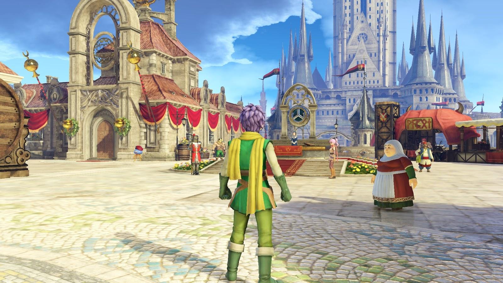 Dragon Quest Heroes II PC ESPAÑOL (CODEX) 10