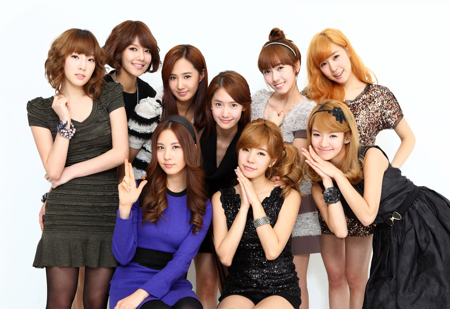 All snsd members dating
