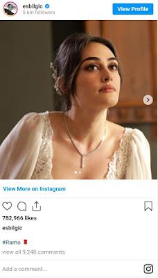 Dirilis:Ertugrul' star Esra Bilgic stuns in latest pictures