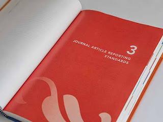 interior deL MANUAL de  normas APA 2020 séptima edición