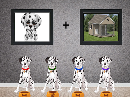 8bGames – Dalmatian House Escape