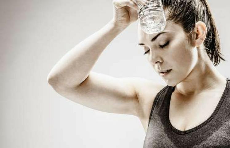 Deshidratación en el deporte