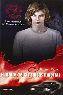 El baile de las chicas muertas | Los vampiros de Morganville #2 | Rachel Caine