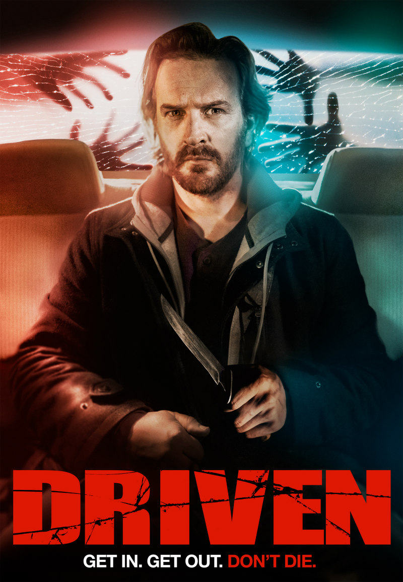 driven horror movie poster