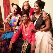 anangsha biswas family