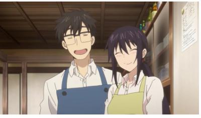 Amaama to Inazuma Episode 4 Subtitle Indonesia