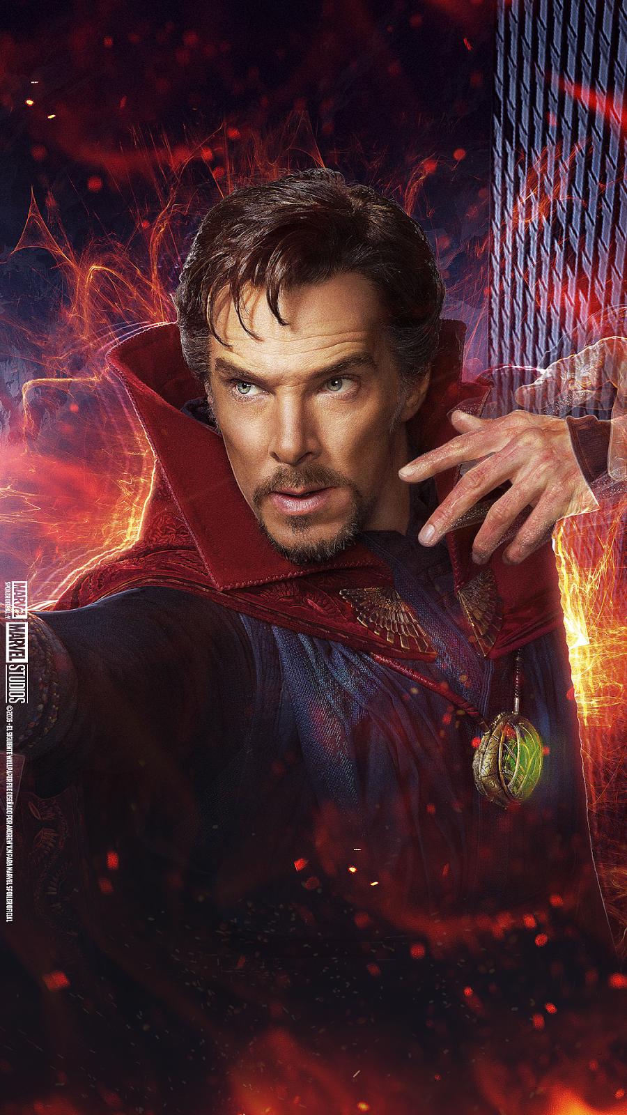 Marvel Spoiler Oficial Nuevos Wallpapers De Doctor Strange