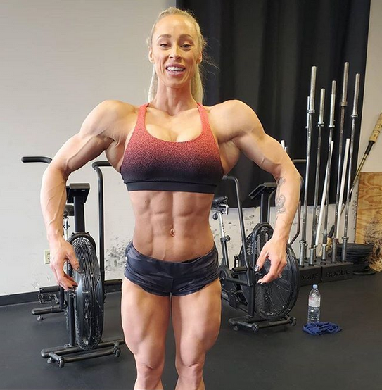 Female Figure Competition - Tips on How to Train and Compete (Part 1)