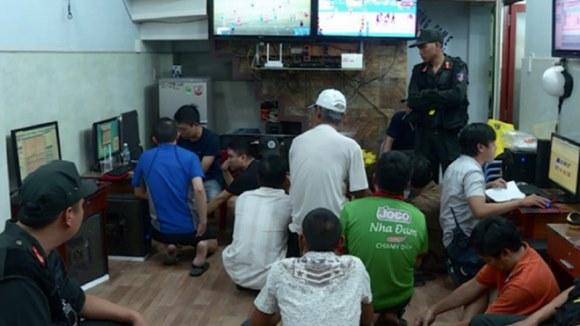 Đường dây đánh bạc khủng ở Nha Trang giao dịch lên tới 2.600 tỉ đồng