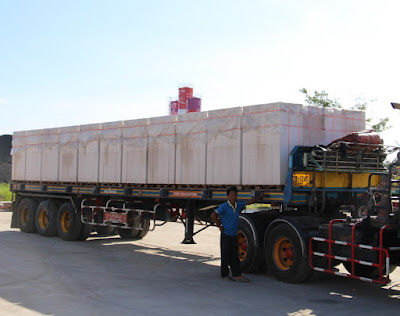Buriram Autoclaved Aerated Wall Lintels Panels Delivery