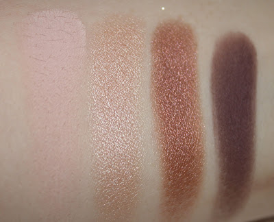 mac yogurt mac jest mac star violet mac blackberry swatches