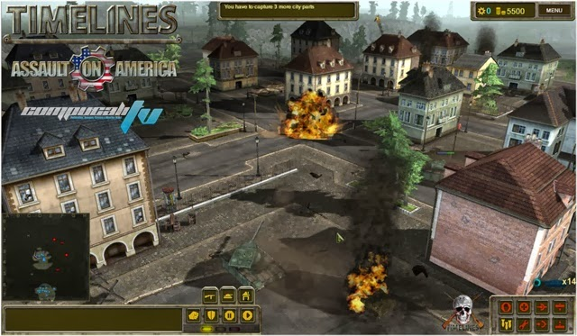 Timelines Assault On America PC Full