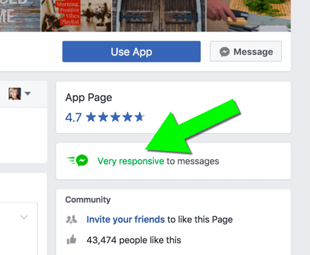 Facebook Very Responsive Badge