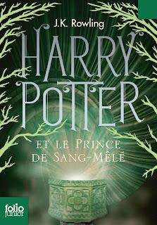 y Potter et le Prince de Sang Mêlé (J.K. Rowling)
