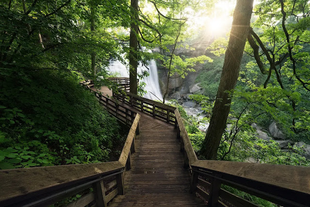 4- Cuyahoga Valley National Park, Ohio