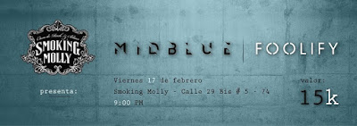 MIDBLUE & FOOLIFY EN VIVO